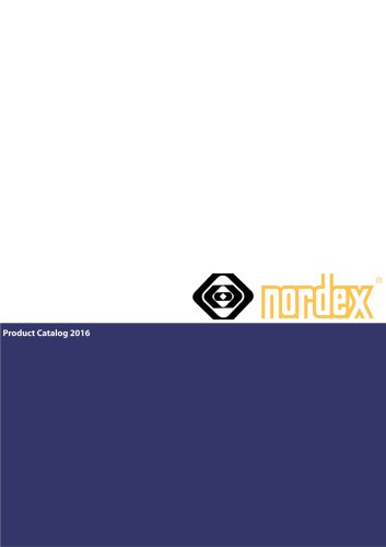 Nordex Catalogue 2016