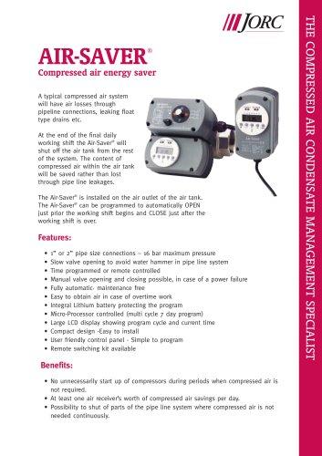 AIR-SAVER G1 Compressed air energy saver