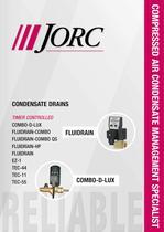 Condensate drains