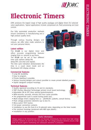 TEC-11N Timer Electronic timer