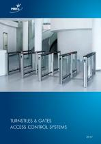 TURNSTILES & GATES ACCESS CONTROL SYSTEMS