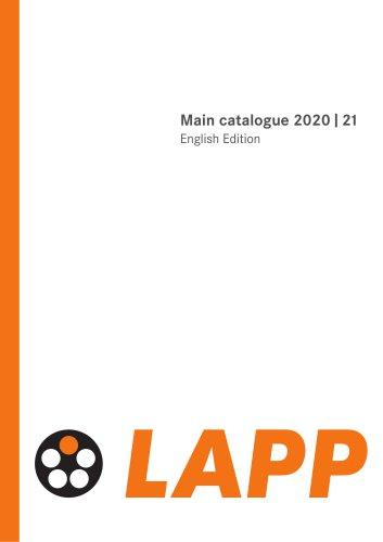 Main catalogue 2020 | 21