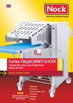 Cortex CB598 JERKY SLICER
