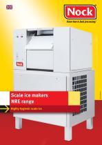 Scale ice makers NRE range