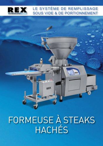 Formeuse á steaks hachés