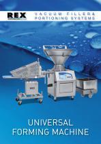 UNIVERSAL FORMING MACHINE