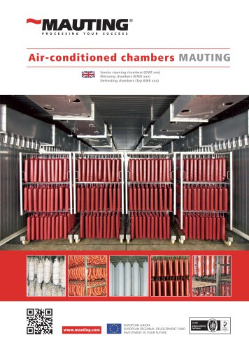 Air-conditioned chambers