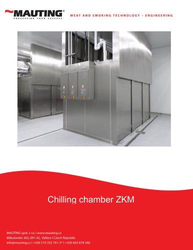Chilling chamber ZKM