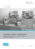 Catalogue Mobile Applications