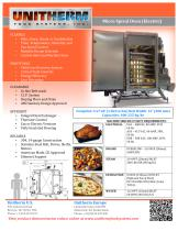 Micro Spiral Oven (Electric)