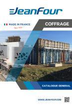 Catalogue Coffrage