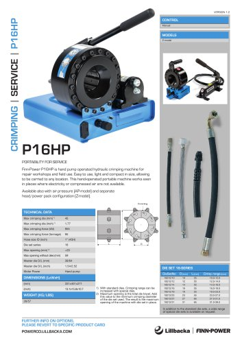 P16HP