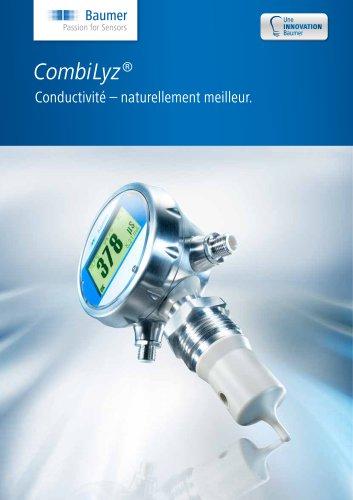 CombiLyz® - Conductivité – naturellement meilleur.