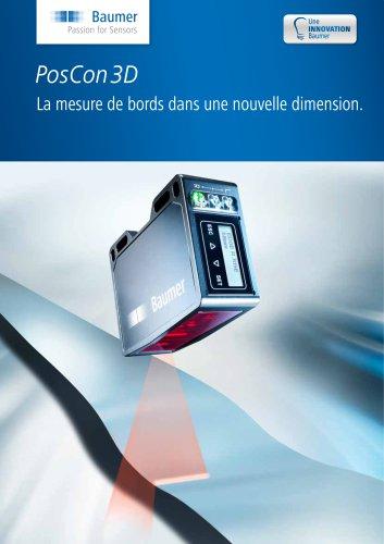 PosCon3D - La mesure de bords dans une nouvelle dimension.