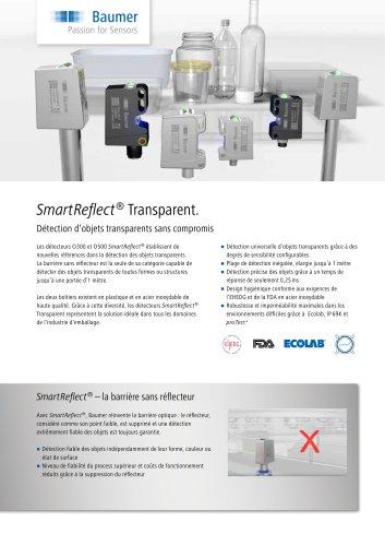 SmartReflect® Transparent.