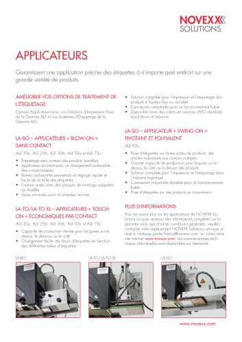 Télécharger la brochure applicateurs