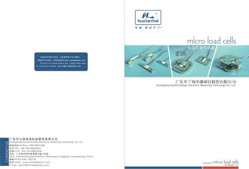 MICRO LOAD CELL-E-catalogue