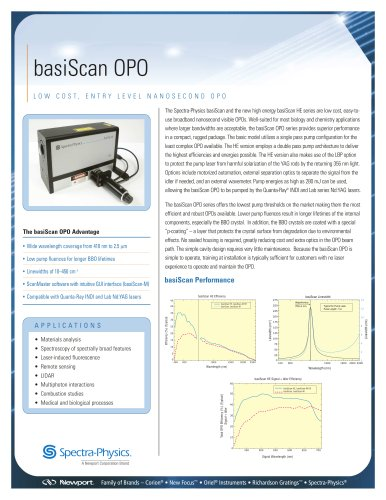 basiScan Data Sheet