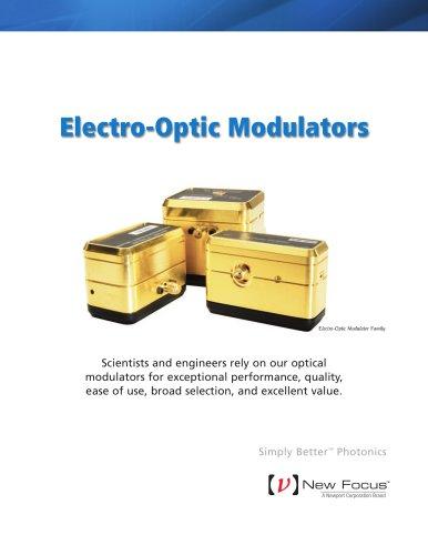 Electro-Optic Modulator Brochure