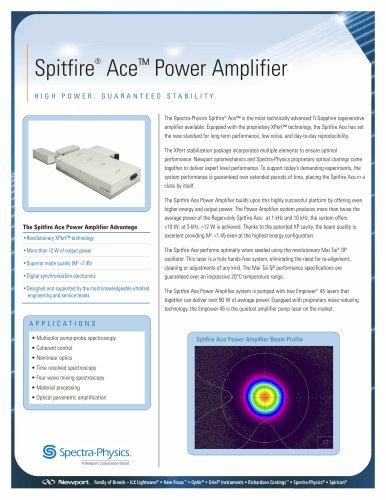 Spitfire® Ace? Power Amplifier