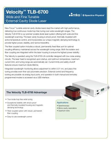 Velocity™ TLB-6700