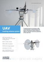 UAV tracking