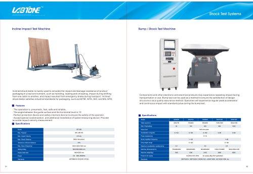Labtone Bump Test Machine SKM500...