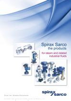 Spirax Sarco the products