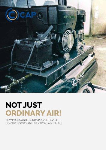 Cap Air compressors