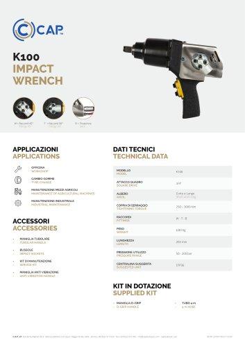 K100 IMPACT WRENCH