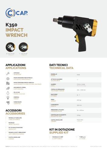 K350 IMPACT WRENCH