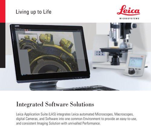 Leica Application Suite