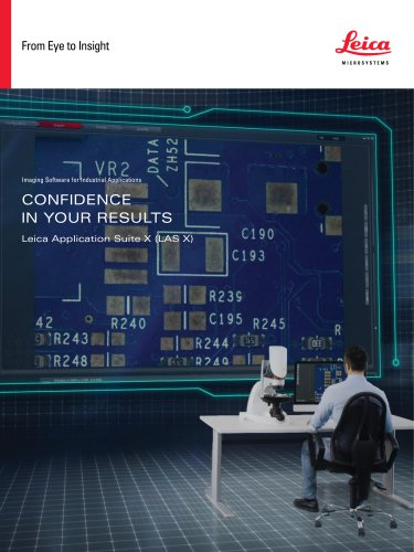 Leica Application Suite X Industry (LAS X Industry)