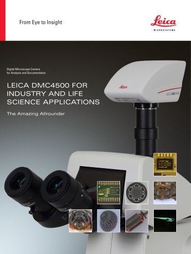 Leica DMC4500
