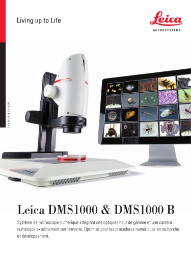 Leica DMS1000