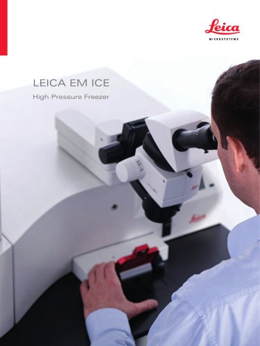 Leica EM ICE