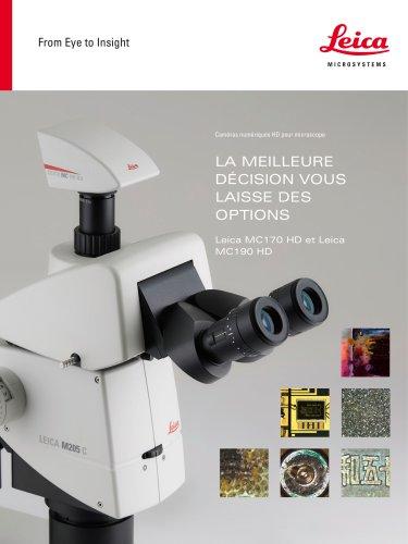 Leica MC170 HD