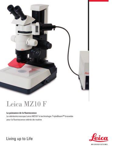 Leica MZ10 F