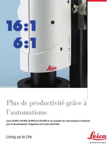 Leica Z6 APO