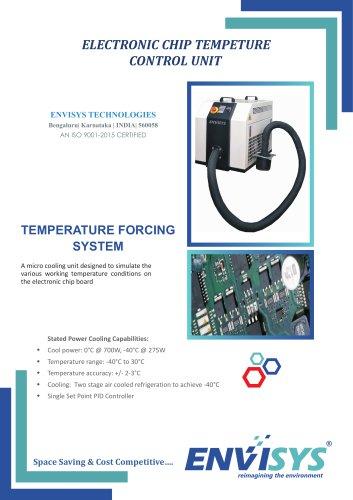ELECTRONIC CHIP TEMPERATURE CONTROL UNIT