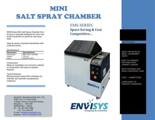 MINI SALT SPRAY CHAMBER