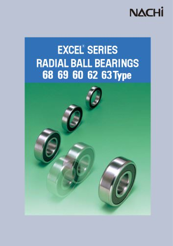 Radial Ball Bearings