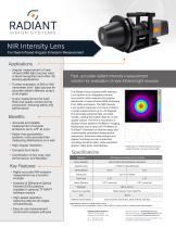NIR Intensity Lens