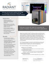 TT-AutomotiveDisplay™ Automotive Display Test Module for TrueTest™ Software