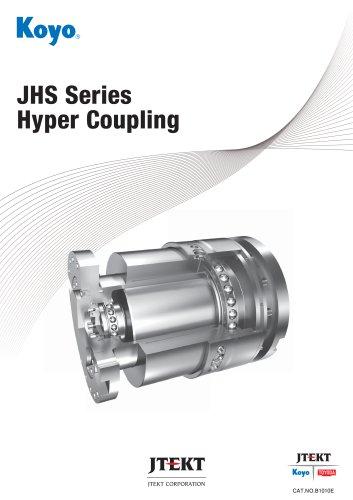 B1010 JHS Series Hyper Coupling