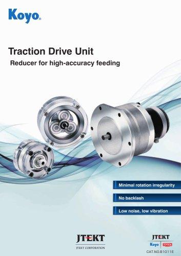 B1011E Traction Drive Unit