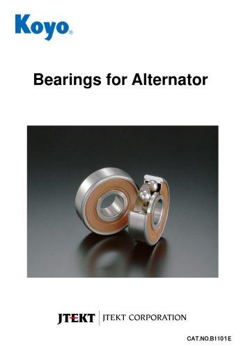 B1101E Bearings for Alternator