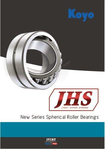 New Series Spherical Roller Bearings