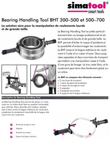 Bearing Handling Tool BHT 300–500 et 500–700