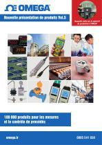 Brochure nouveaux produits OMEGA